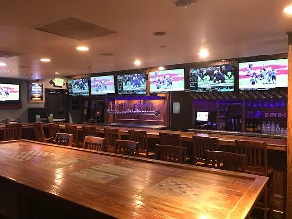 Bar at Bob's Place