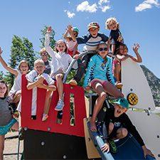 Frisco Fun Club Day Camp