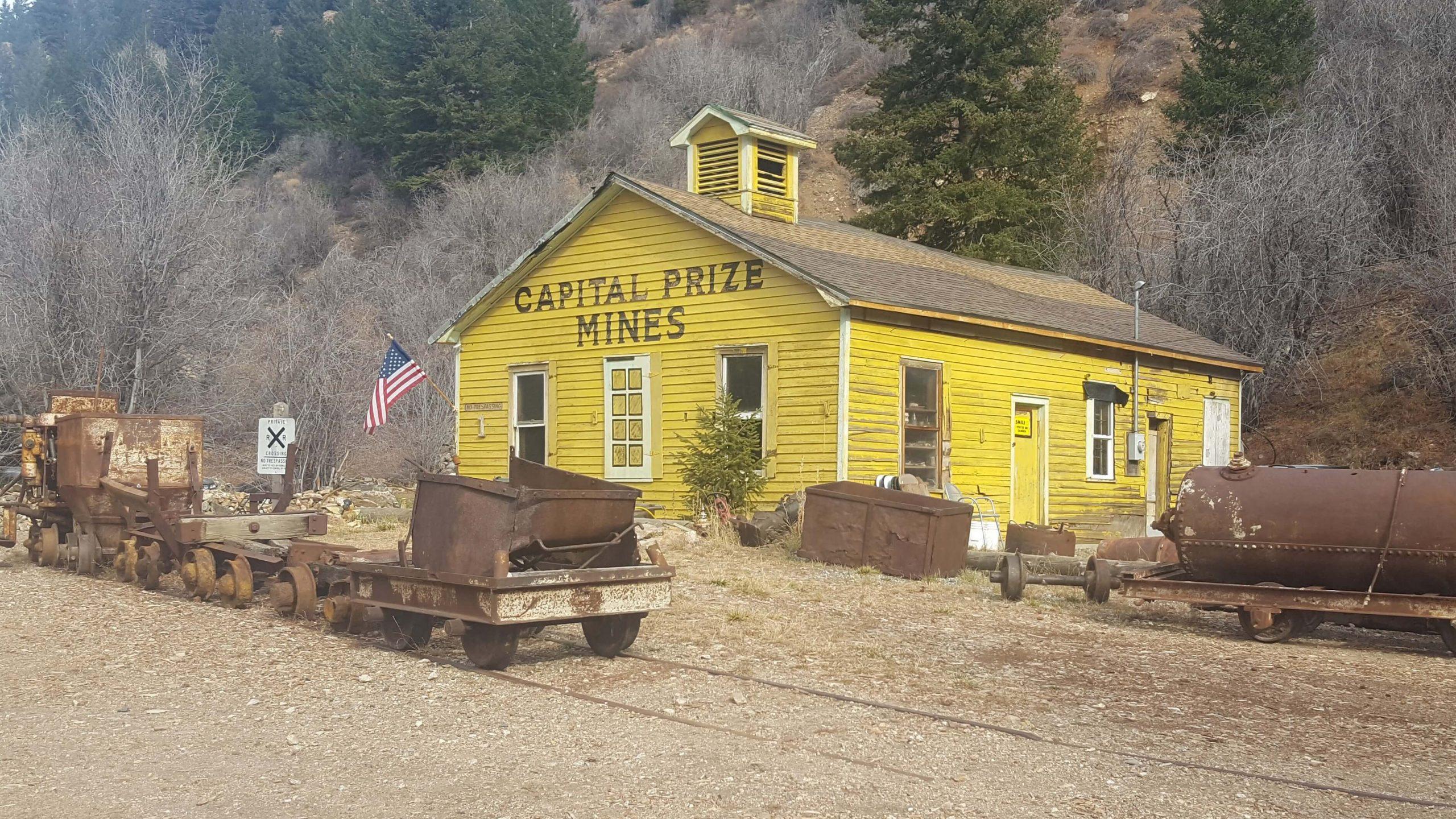 Capital Prize Mines