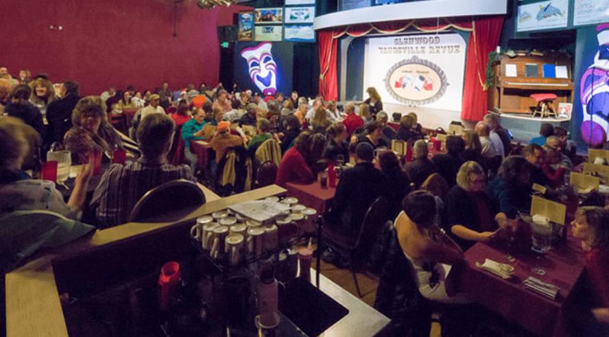 Glenwood Vaudeville Revue