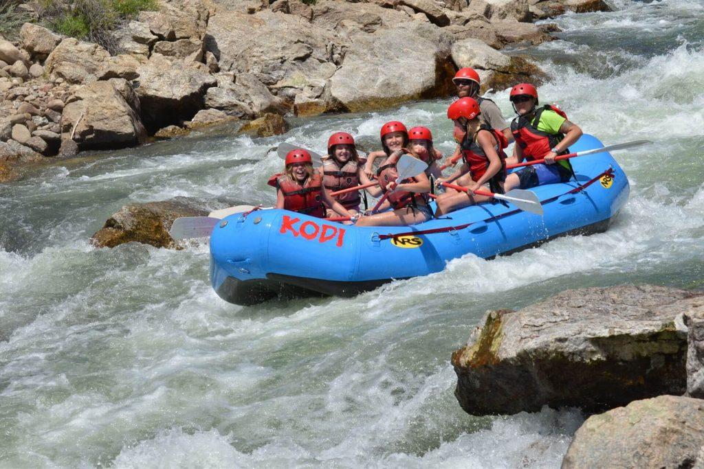 Kodi Rafting