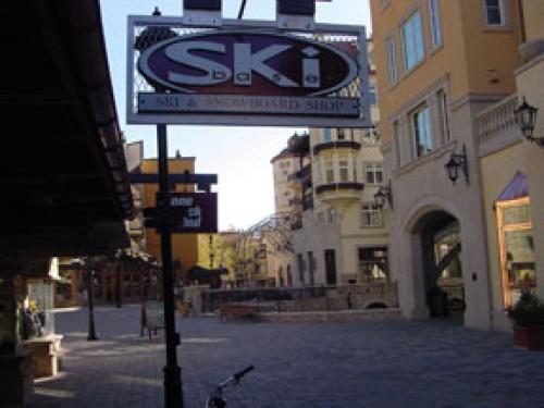 Ski Base (Wheel Base)